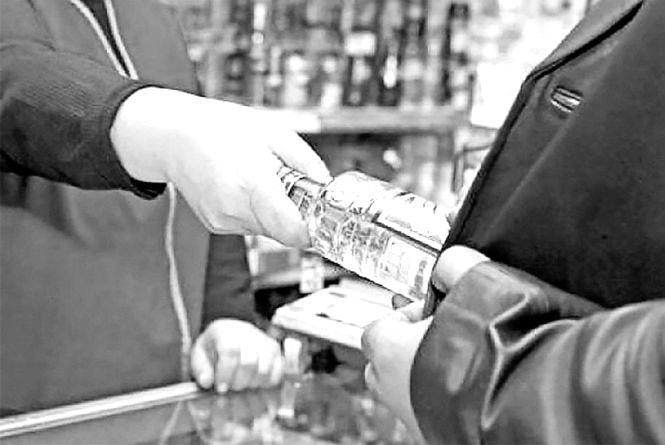 На Тернопільщині злодії роздавали крадені саджанці за пляшку