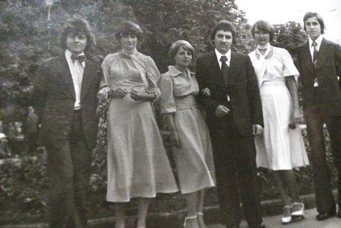 Тернополянка розповіла, яким був випускний у Тернополі 40 років тому