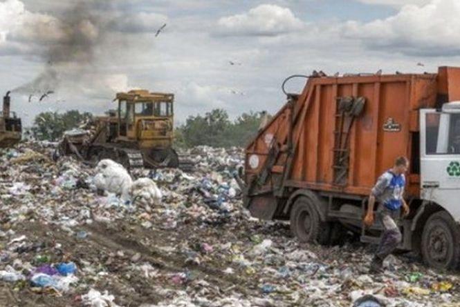 Змінюється вартість послуги з вивезення побутових відходів