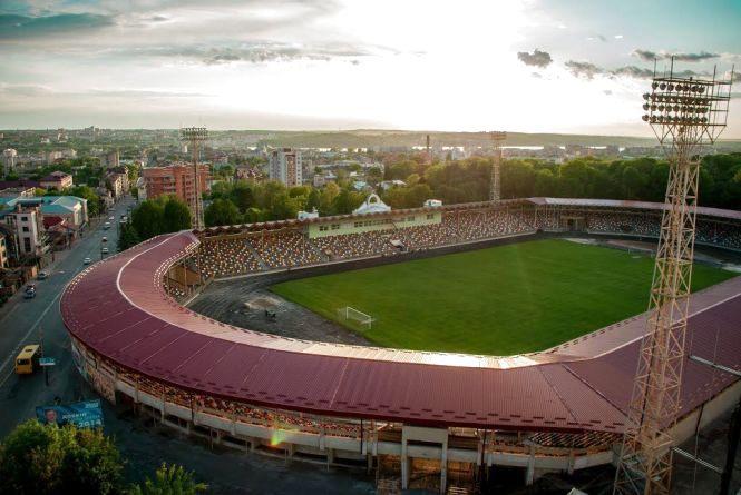 На міському стадіоні Тернополя відбудеться матч за Суперкубок області з футболу