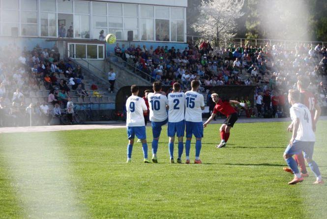 У новому сезоні аматорської ліги з футболу виступатимуть три команди з Тернопільщини