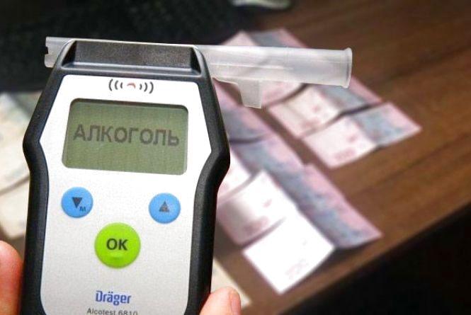 Допився: водій, якого спіймали на Протасевича, може заплатити більше 10 000 грн штрафу