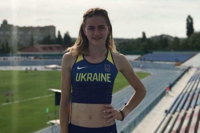 Тернополяни вибороли медалі на командному чемпіонаті України з легкої атлетики