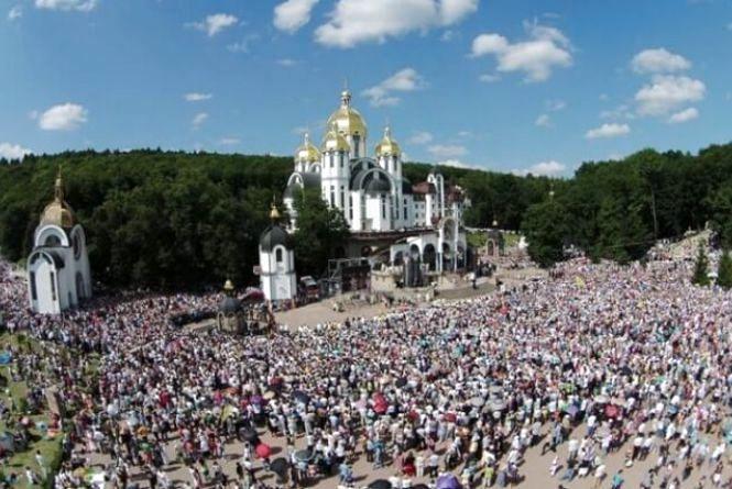 На Загальноукраїнську прощу до Зарваниці прибудуть паломники з усього світу