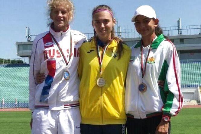 Тернополянка виграла чемпіонат Європи з легкої атлетики
