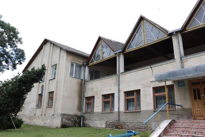 У занедбаному санаторії на Тернопільщині створять медцентр для учасників АТО