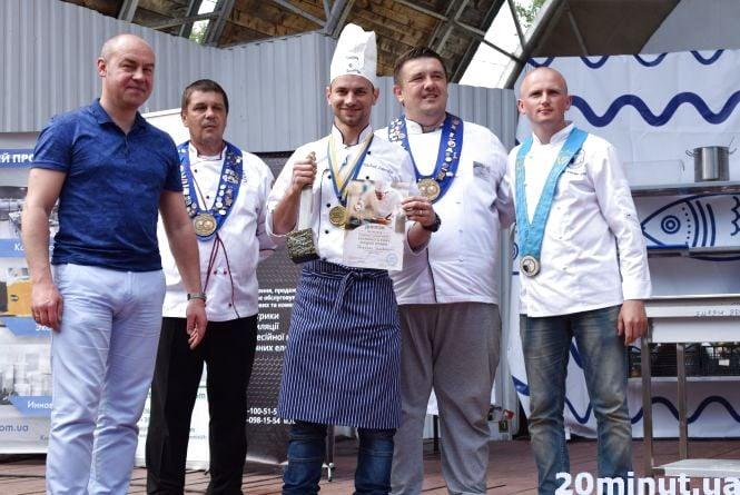 Звання кращого кухаря Західної України здобув львів'янин