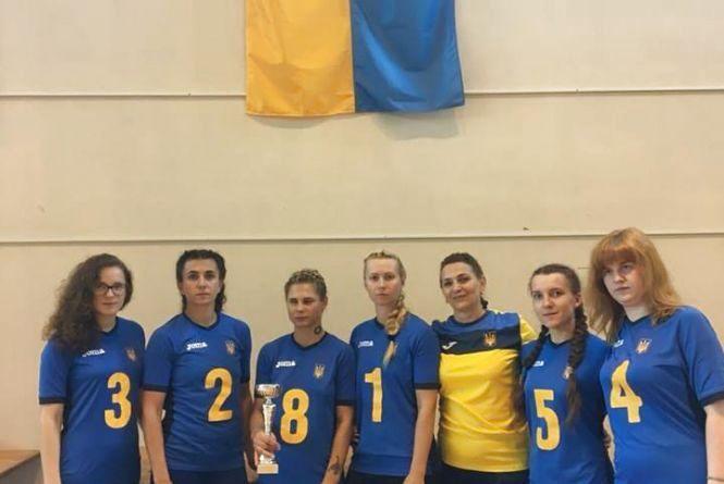 Тернополянки перемогли на Міжнародному турнірі з голболу