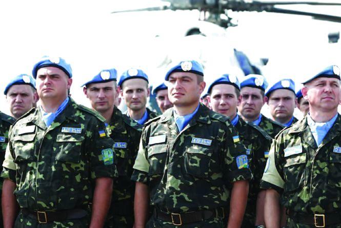 Сьогодні: 15 липня: День українських миротворців