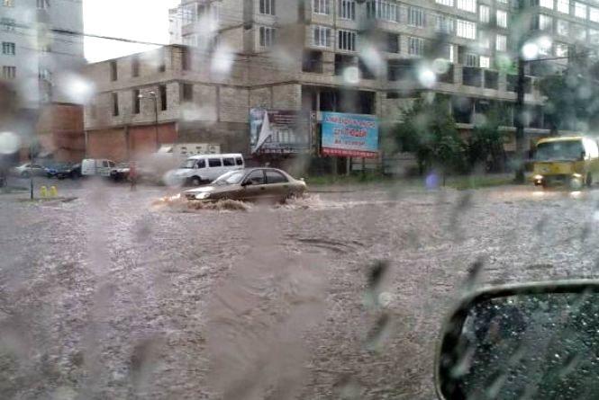Чи перестане Тернопіль затоплювати після злив