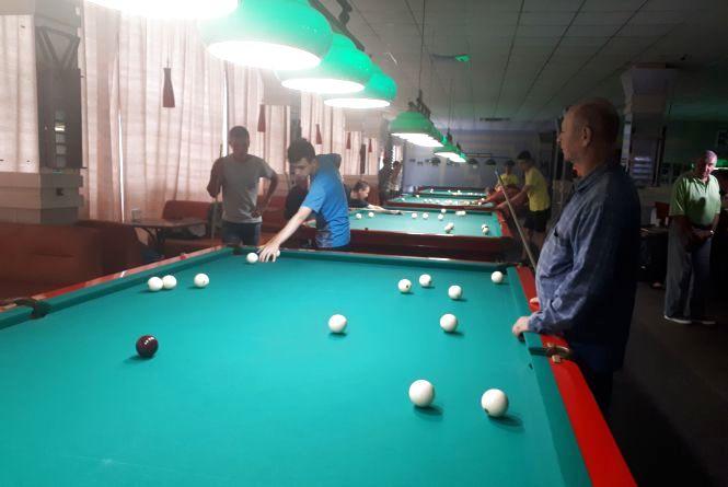 """""""Інваспорт"""" провів особистий чемпіонат області з більярдного спорту"""