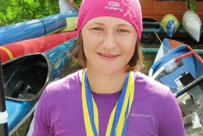 Тернополянка посіла друге місце на чемпіонаті України з веслування