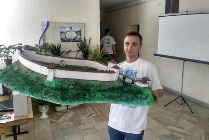 Студенти створюють 3D-моделі замків