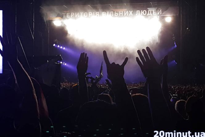 """The Rasmus на """"Файному місті"""": підспівували навіть ті, хто не знав текстів пісень"""