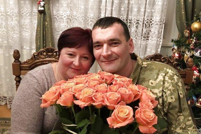 """""""Бог подарував мені винагороду - мою Олюню"""", - боєць з Тернополя після двох років полону знайшов своє кохання"""