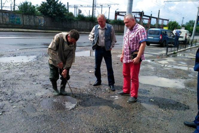 У ЖКГ кажуть, що ймовірно Тернопільський став забруднює «Укрзалізниця»