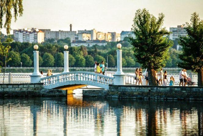 Тернополяни розповіли про свої улюблені місця в місті