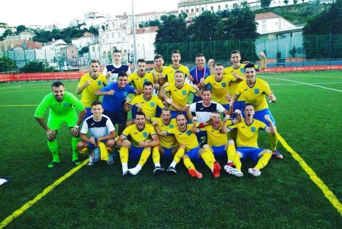Тернопільський студент став призером турніру у Португалії