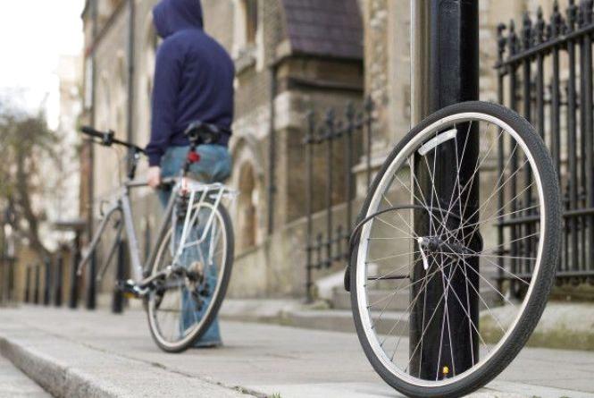 Як тернополянам захистити велосипед від крадіжки