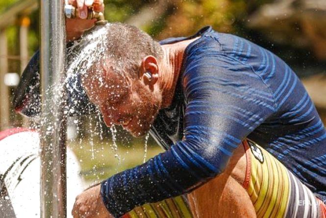Як тернополяни рятуються від спеки