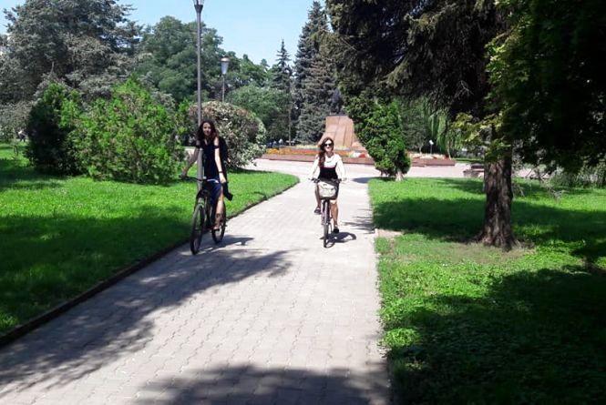 У Тернополі можна взяти велосипед напрокат