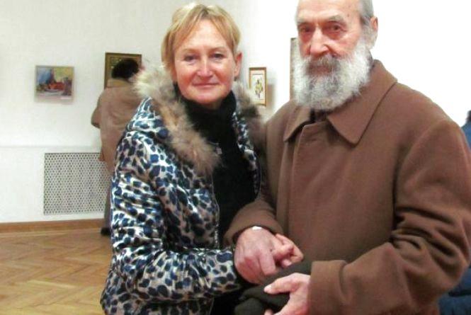 Його роботи - ікони Тернопільської природи. У вічність відійшов  художник Віктор Макаров