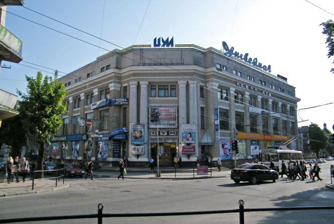 У центрі Тернополя немає світла через аварію