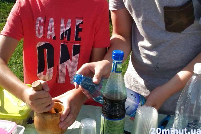 Як тернопільські школярі у вільний час  заробляють гроші