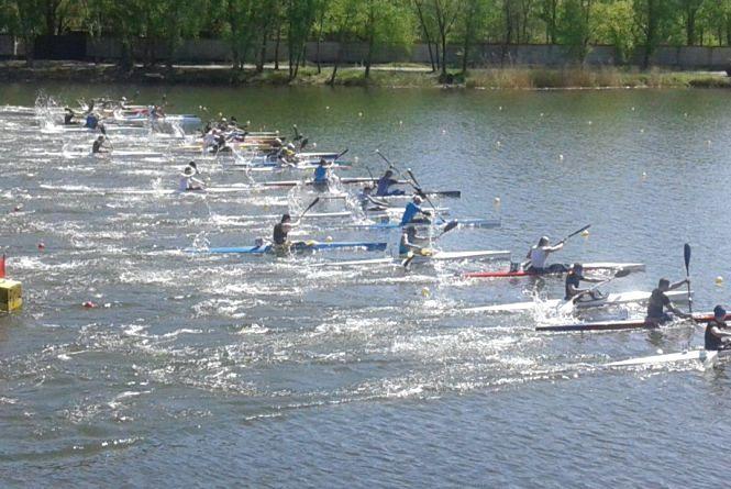 Тернополяни стали призерами командного чемпіонату України з веслування