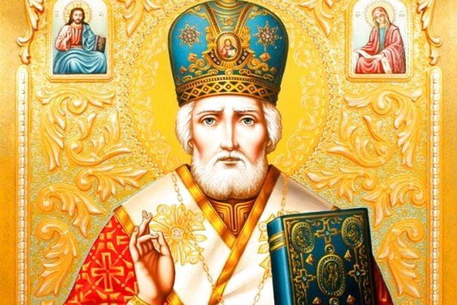 11 серпня - Різдво Миколая Чудотворця