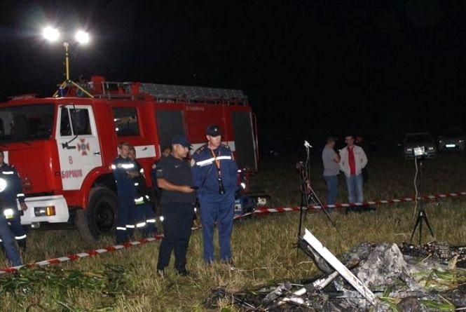 На Борщівщині розбився мотодельтаплан. Пілот загинув