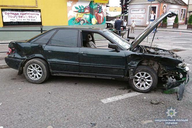 Жахлива статистика: на Тернопільщині у 2018 році трапилося 35 смертельних аварій