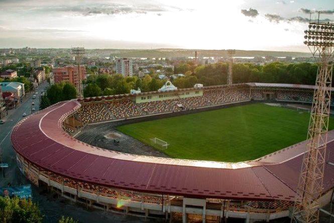 """""""Нива"""" повернулась на стадіон. Міська рада ухвалила рішення про безоплатне користування"""