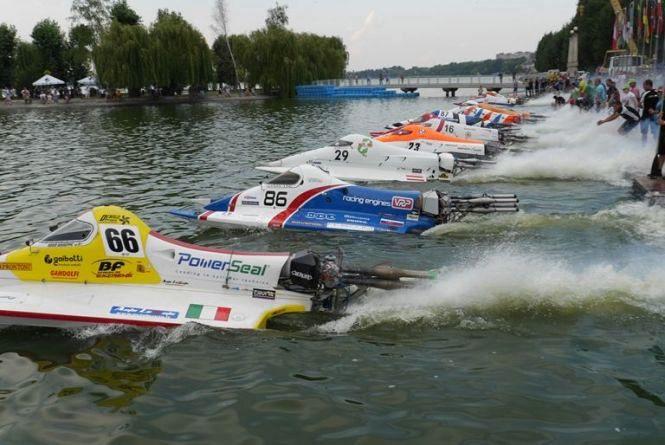 Через тиждень Тернопіль прийматиме Чемпіонат світу з водно-моторного спорту