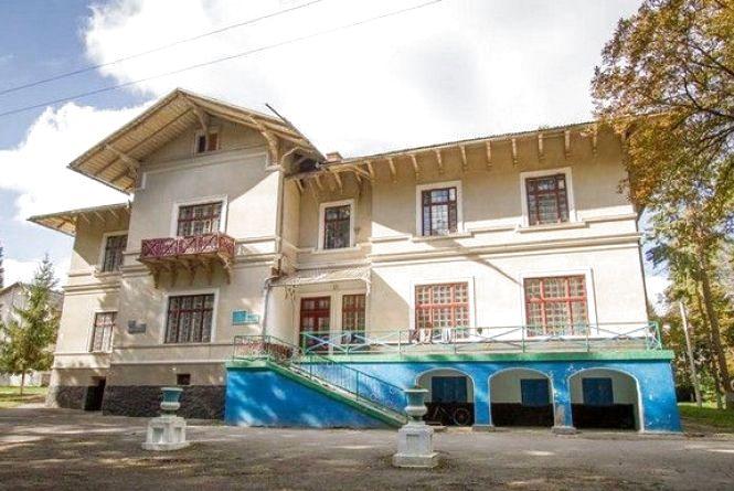 Центр лікування і реабілітації учасників АТО в Яблунові  переформатували за 1,5 млн гривень