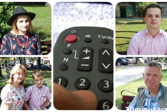 Що тернополяни кажуть про відключення аналогового телебачення