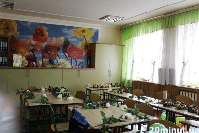 Нова Українська Школа без нових парт для першачків