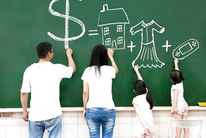 Любов та бюджет - як спланувати, щоб не посваритись