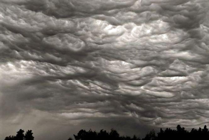 Погода у Тернополі: 9 вересня, хмарно, +25
