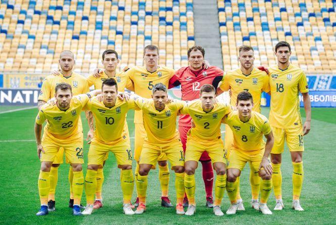 Збірна України за пустих трибун перемогла Словаччину у Лізі Націй