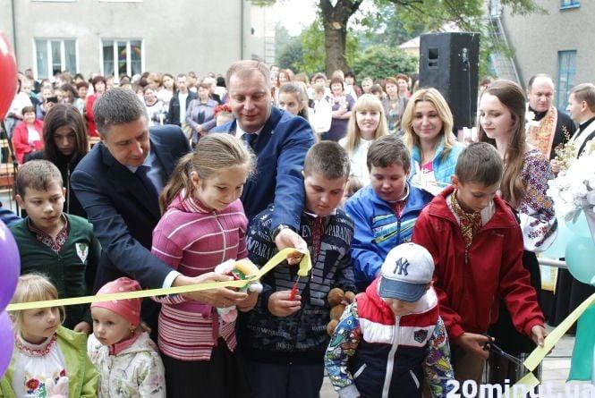 Для дітей з особливими освітніми потребами в Шумську відкрили інклюзивно-ресурсний центр