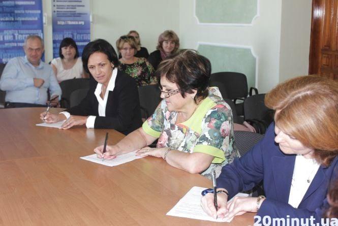 Колишня директорка Школи мистецтв Марія Гудима очолила реорганізований Тернопільський ліцей №21