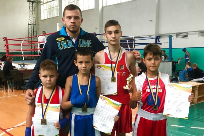 Тернополяни стали призерами Міжнародного турніру з боксу