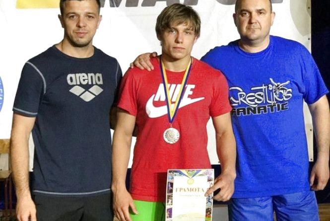 Тернопільський борець Андрій Антонюк виступить на Міжнародному турнірі у Мінську
