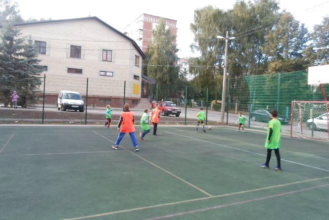 У Тернополі проведуть турнір з міні-футболу серед юнаків