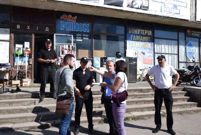 У Чорткові побили журналіста. Правоохоронці порушили кримінальне провадження