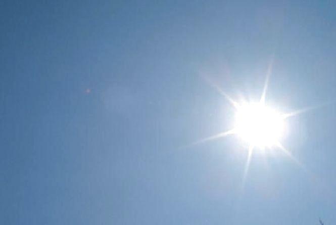 Погода у Тернополі: 21 вересня, ясно, +27°