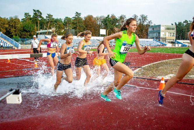 Спортсменка з Бережан перемогла на чемпіонаті України з легкої атлетики
