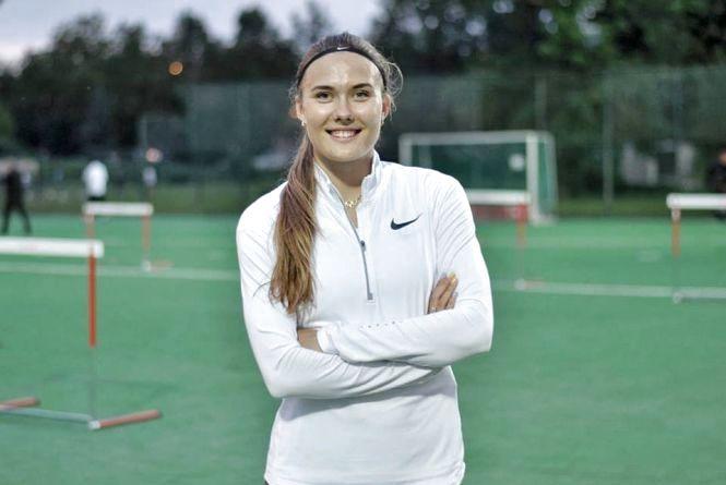 Студентка ТНЕУ стала чемпіонкою Міжнародних змагань з легкої атлетики