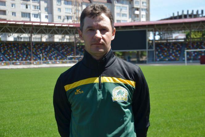 """Тренер тернопільської """"Ниви"""" подав у відставку"""